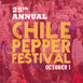 The 25th Chile Festival