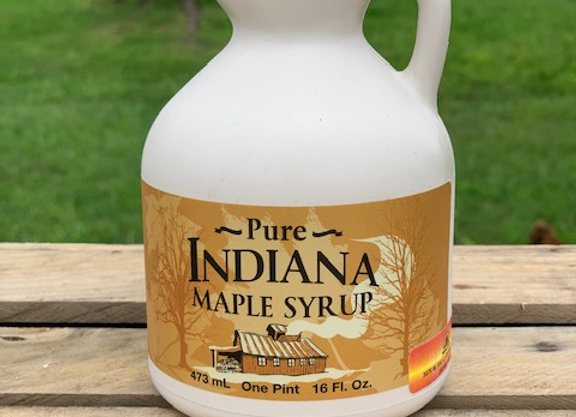 Maple Syrup Pint