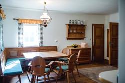 Apartment 3 - Essbereich