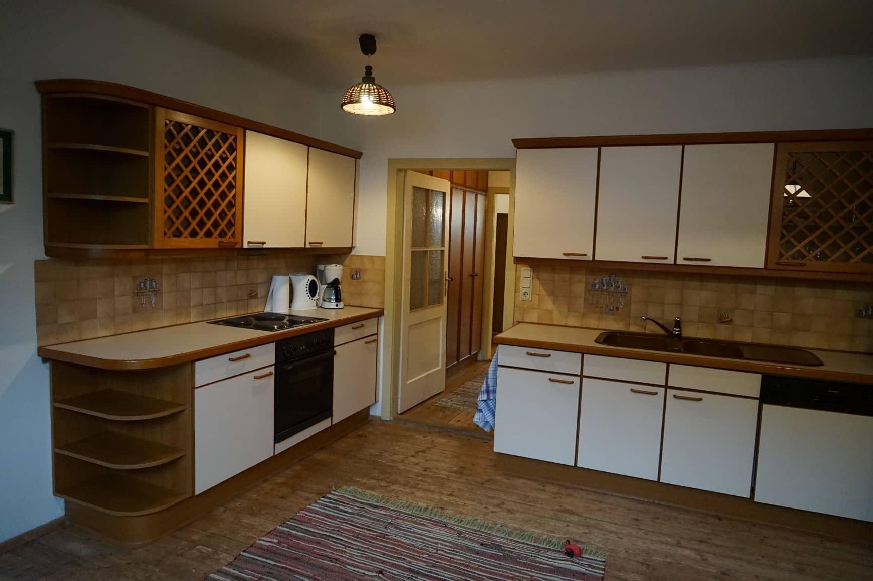 Apartment 12 - Küche