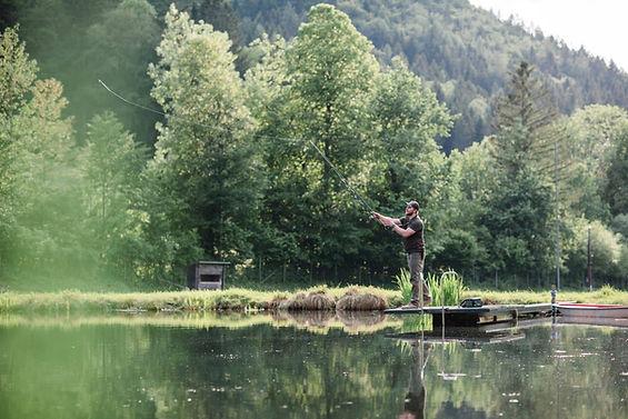 Fischen Niederösterreich Gut Theuretzbac