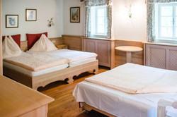 Apartment 3 - Schlafzimmer