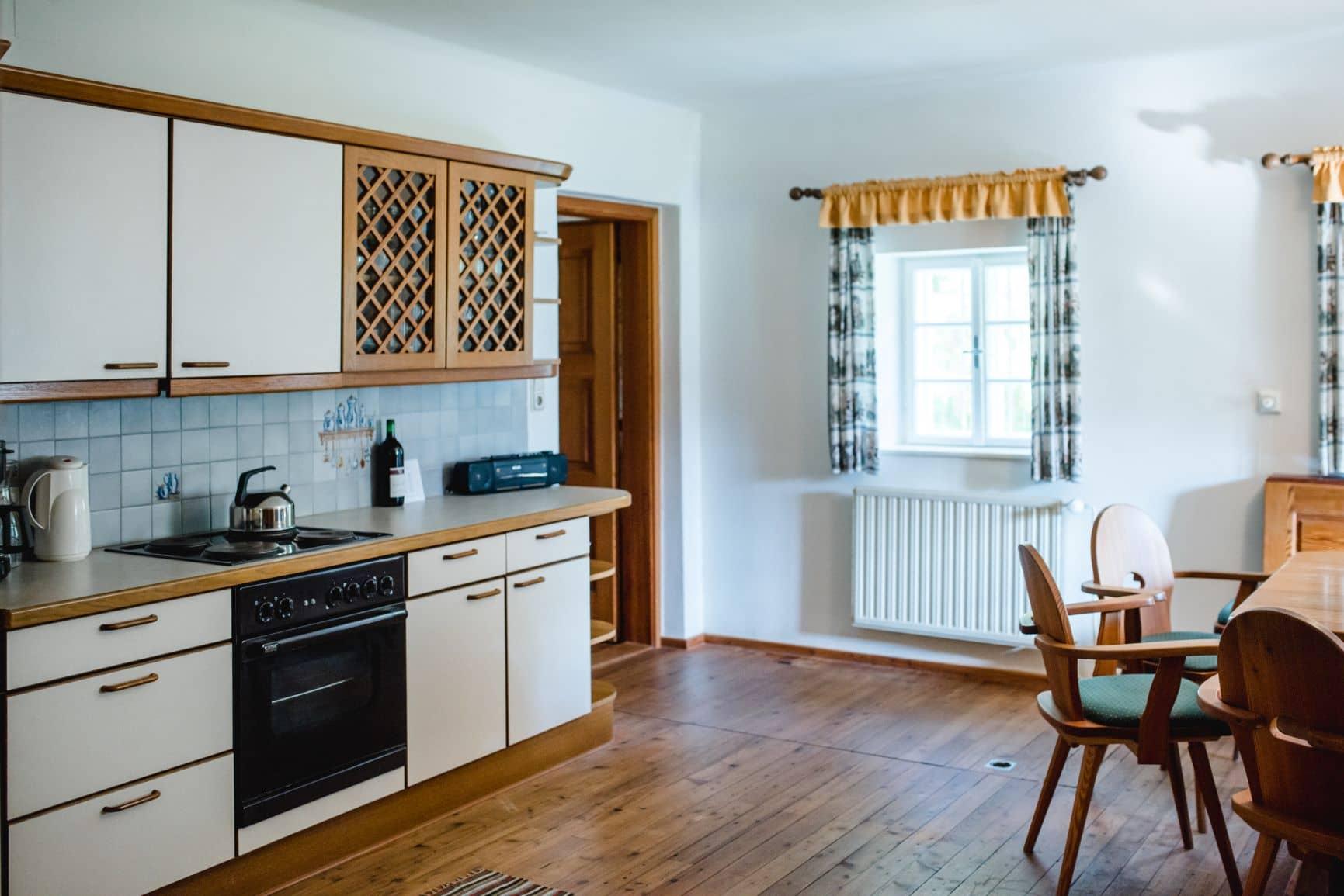 Apartment 3 - Küche