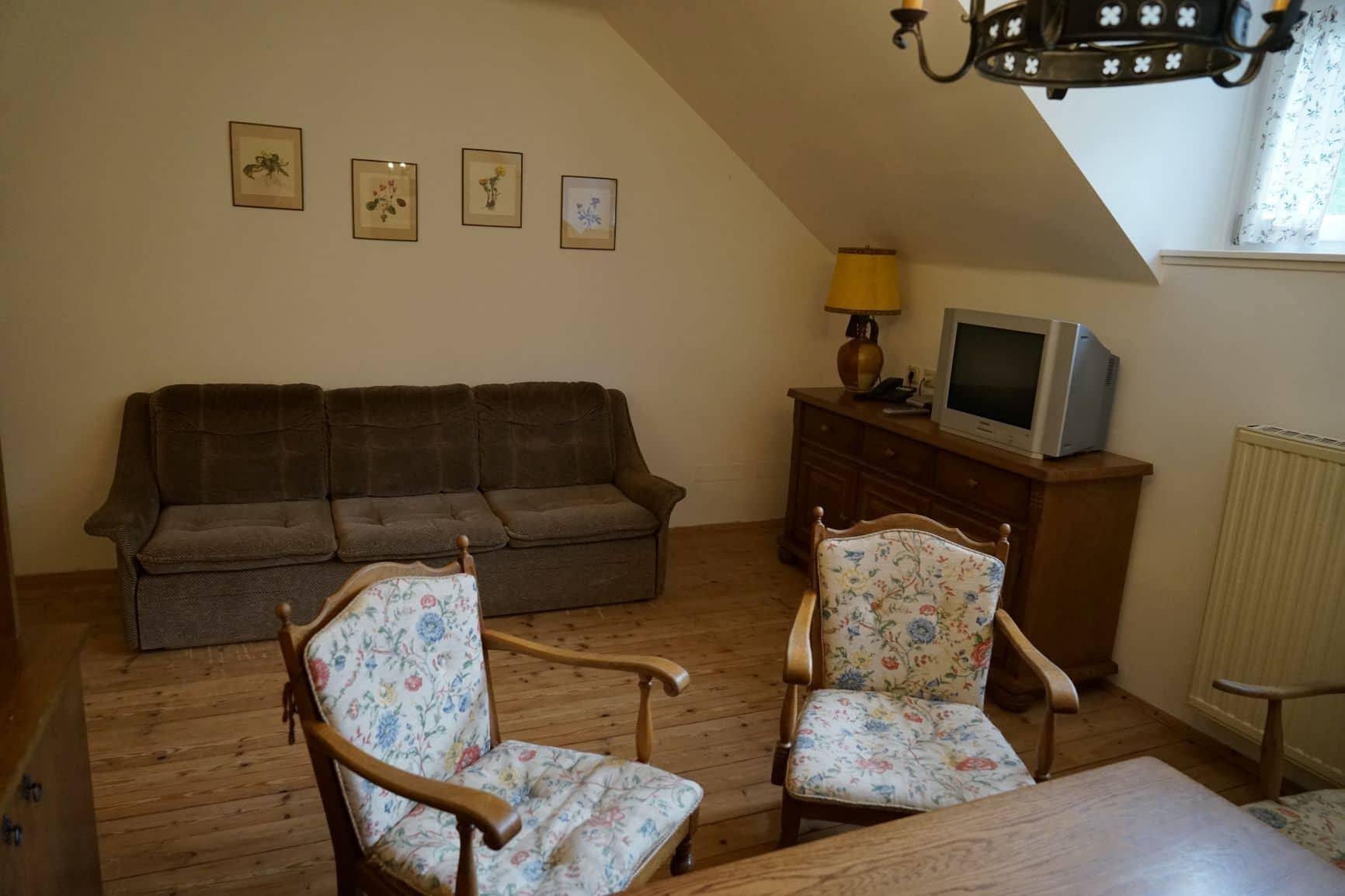 Apartment 12 - Wohnzimmer
