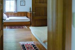 Apartment 4 - Schlafzimmer