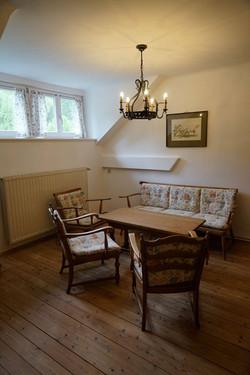 Apartment 12 - Sitzbereich