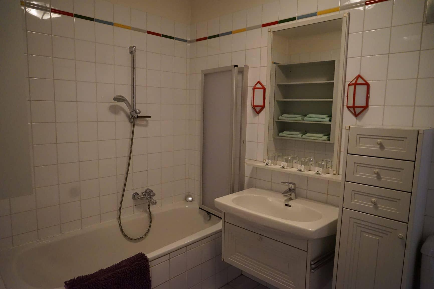 Apartment 11 - Dusche