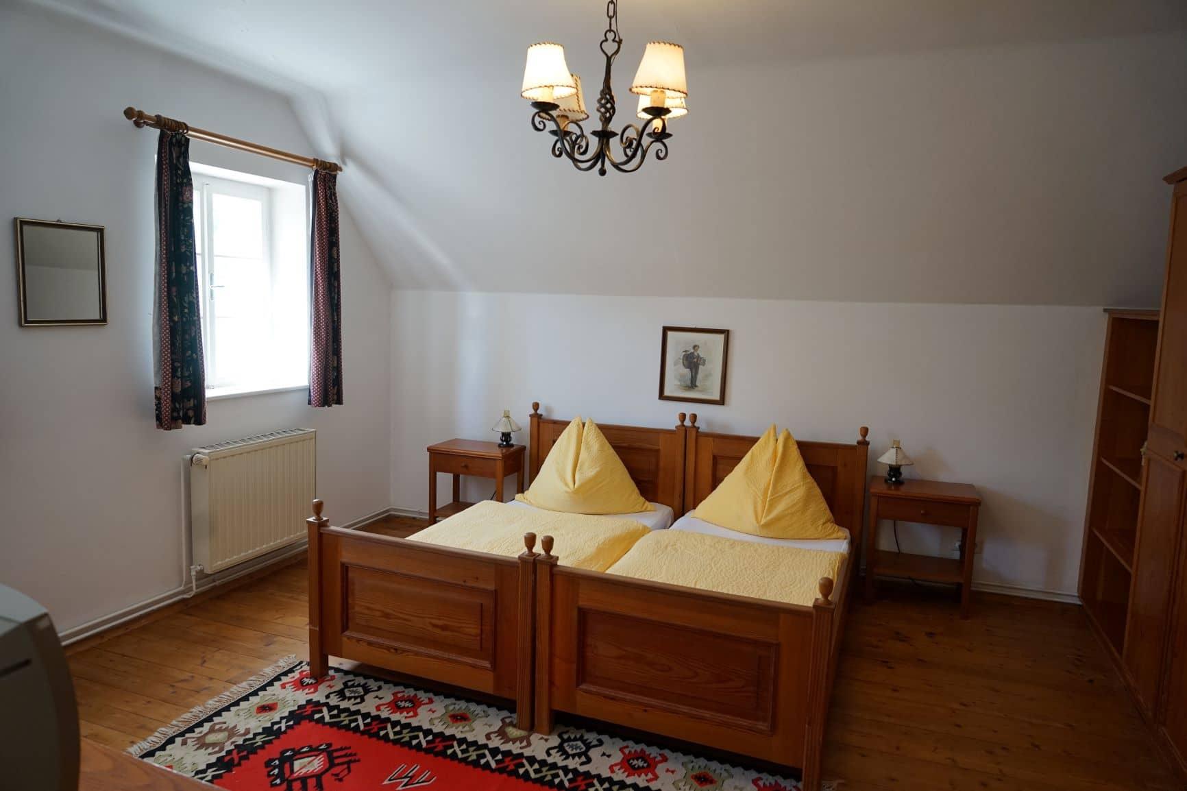 Apartment 11 - 1. Schlafzimmer