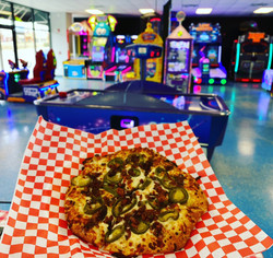 The Slice Pizza and Arcade