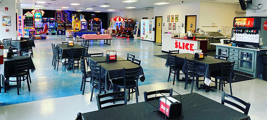 The Slice Pizza and Games in Cookeville, Tennessee
