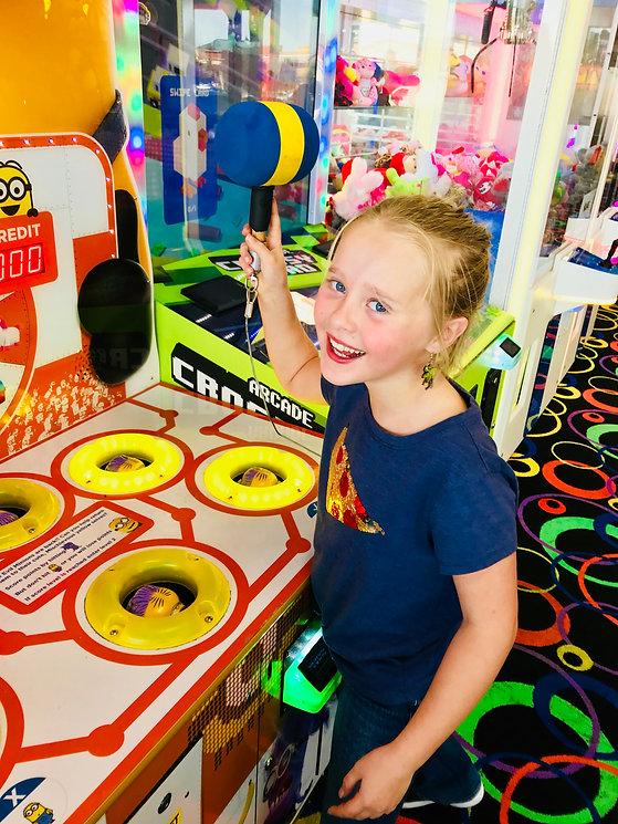The Slice Cookeville Arcade Fun