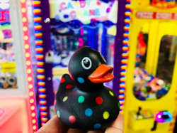 The Slice Cookeville Arcade Duck