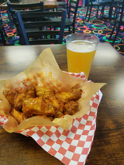 The Slice Cookeville Hot Wings