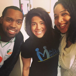 We don't always meet in-person, but when we do, it's EPIC! #ManyMentors #ExecTeam #DreamTeam 😁😁😁�