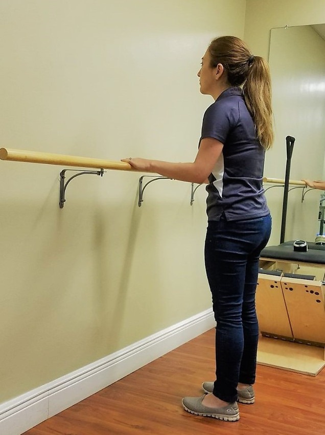 Good Posture: From the Barre to daily life.