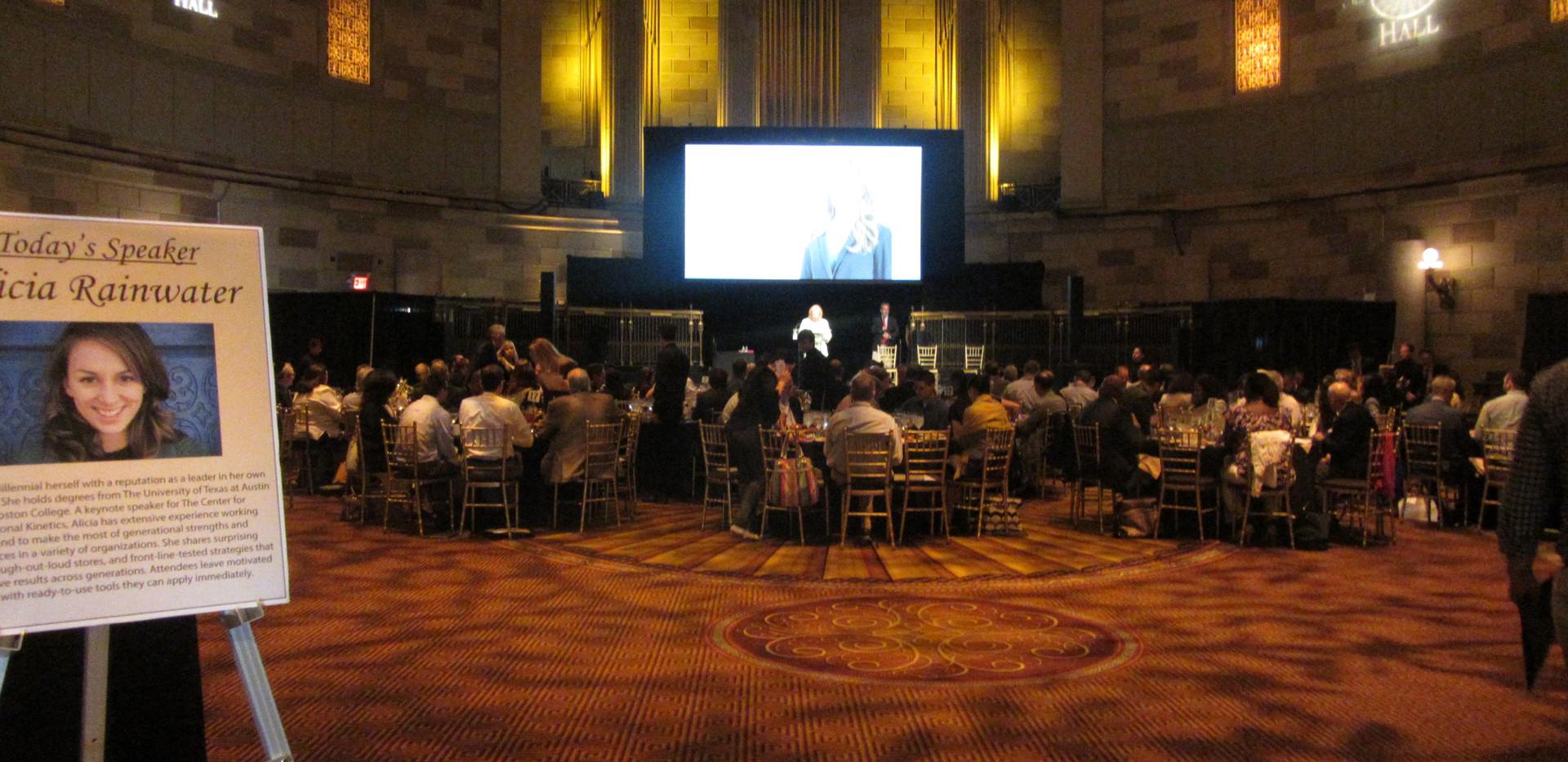 Tri-State Educational Symposium Speaker