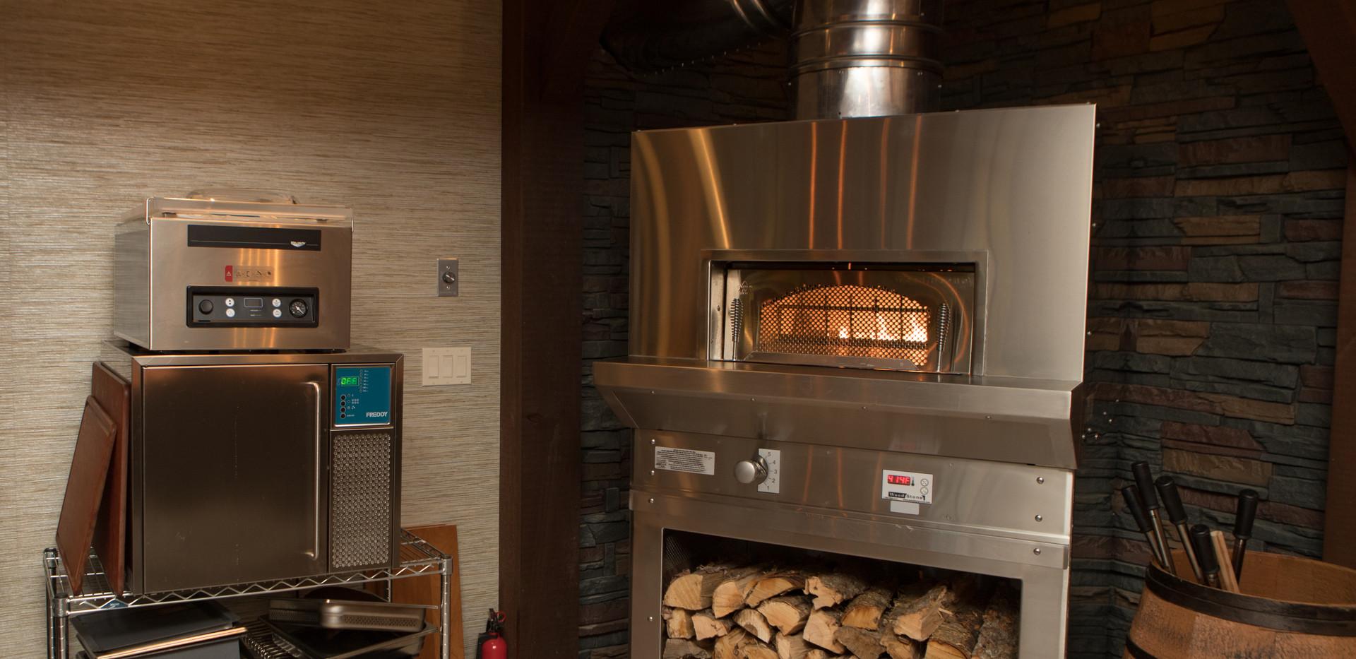 Wood Stone Oven