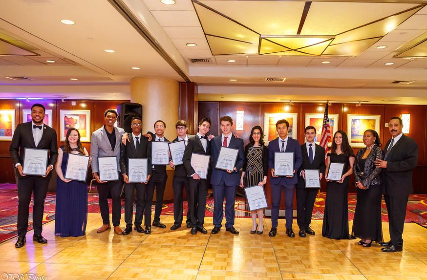 SCIP 21st Annual Award Gala Winners
