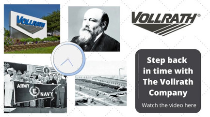 135 Years of Vollrath