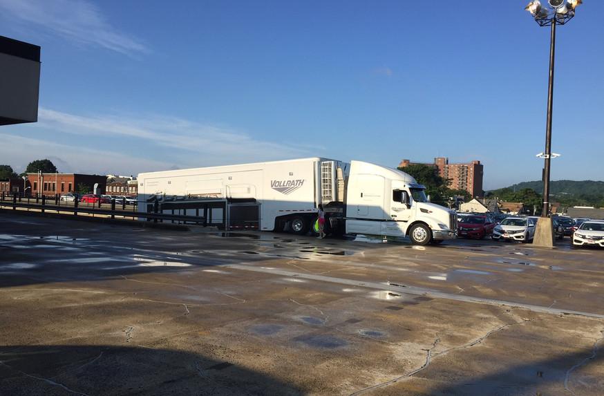 Vollrath Truck