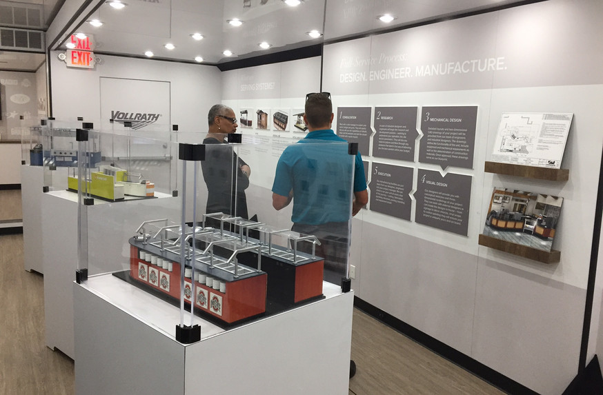 Vollrath Experience Tour Inside