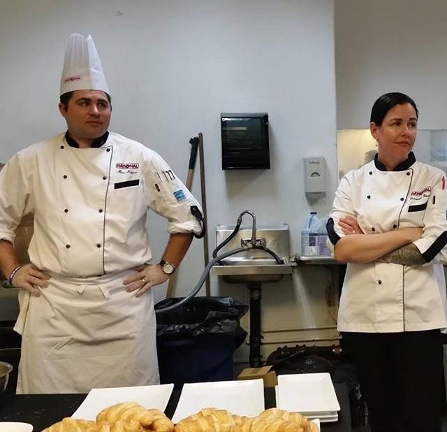 Tri-State Educational Symposium Chefs