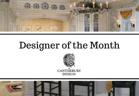 June Designer of the Month: Canterbury Design!