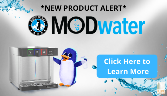 The All-New Hoshizaki MODwater Unit Has Arrived!