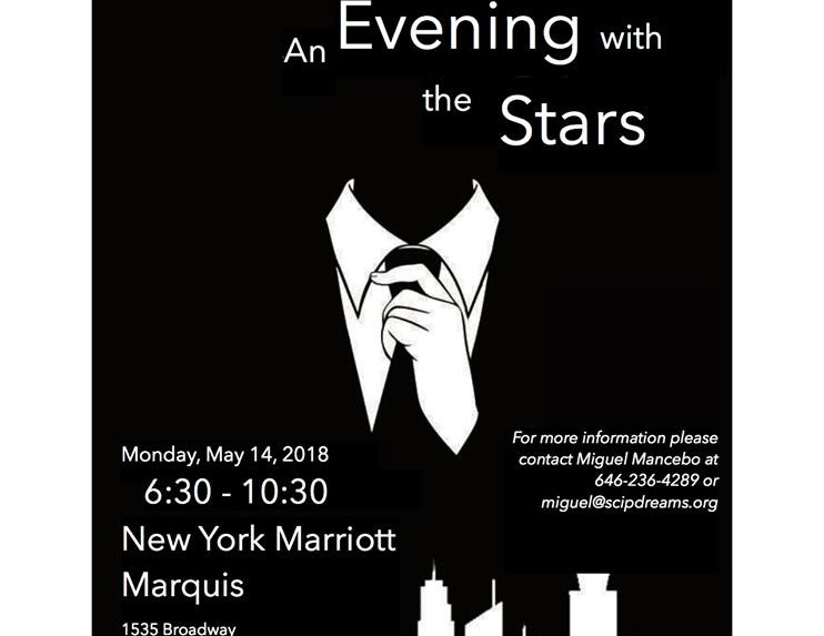SCIP 21st Annual Award Gala Poster
