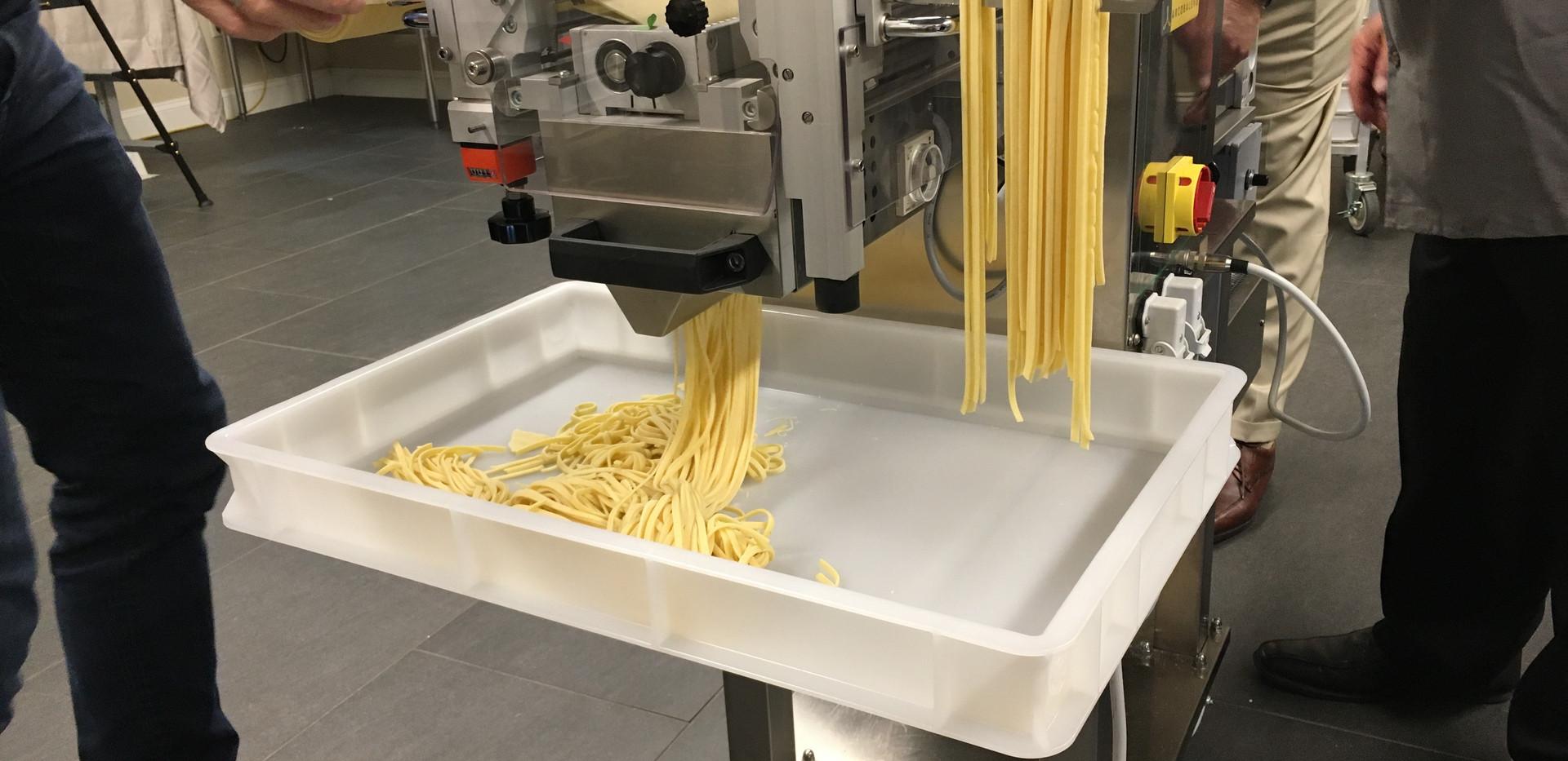 Pasta Making at Arcobaleno