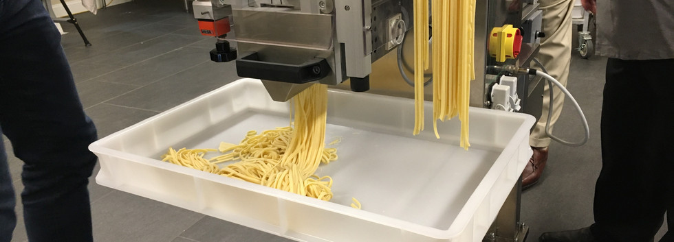 Pasta Making at Arcobaleno