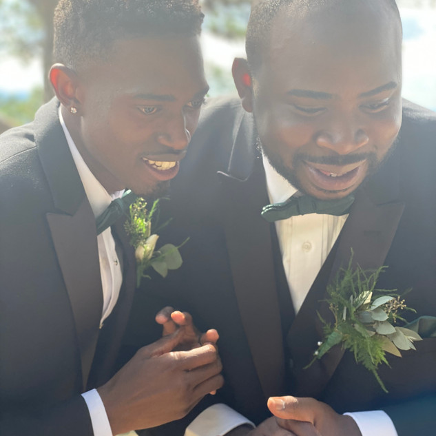 Omari & Prince Wedding