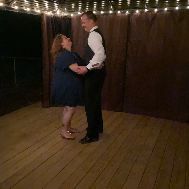 Wedding: 1st dance
