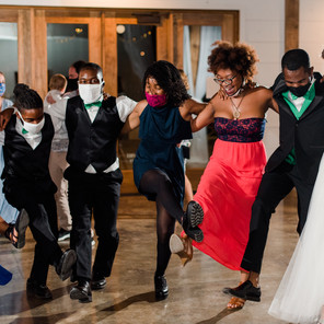 Dancing W/ family