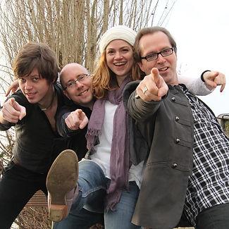 Acoustic Fusion, Akustikband aus Hamburg, Akustikband Stade, Akustikband, Coverband, Unplugged, Liveband Hamburg, Liveband Stade