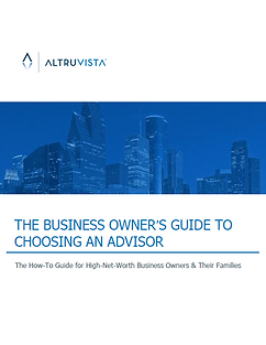 Business Owner's Guide to Hiring An Advi