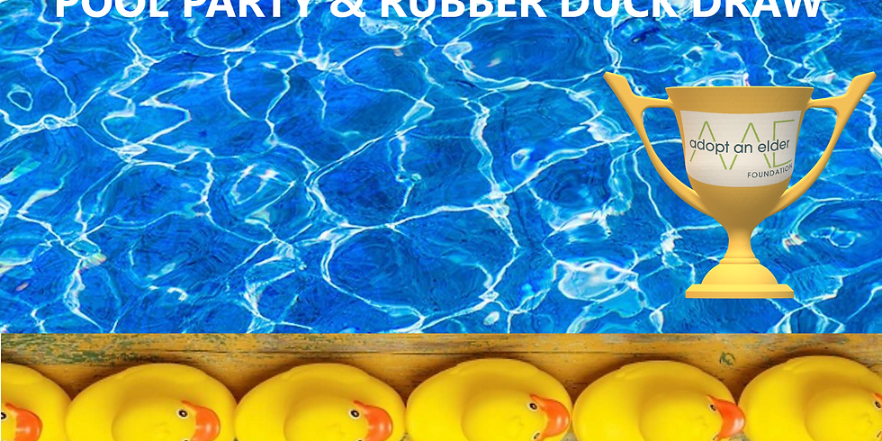 POOL PARTY & RUBBER DUCK DRAW