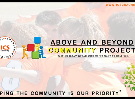 Above and Beyond Community Project.