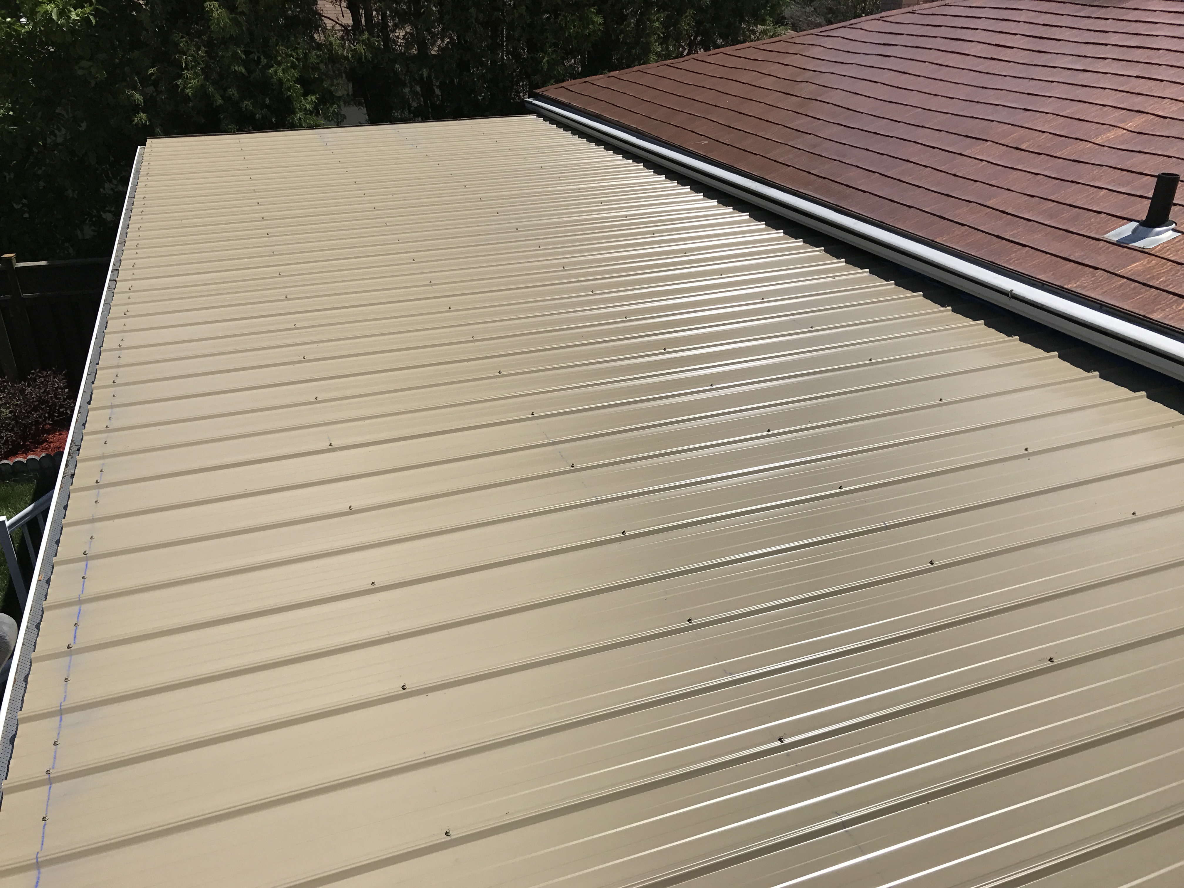 Vicwest Metal Roof