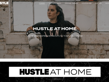 Interview | Hustle Boxing Fitness | Norwich | Bobby |  The Hustle is real... |