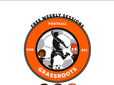 Grassroots Football is BACK | FREE sessions for 3 months | Partnered with Local Clubs | Local to you