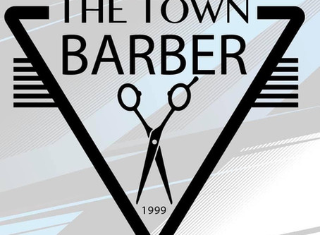 Thank you - The Town Barber