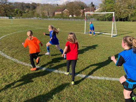 Girls Football Festival | Girls Football is Alive!