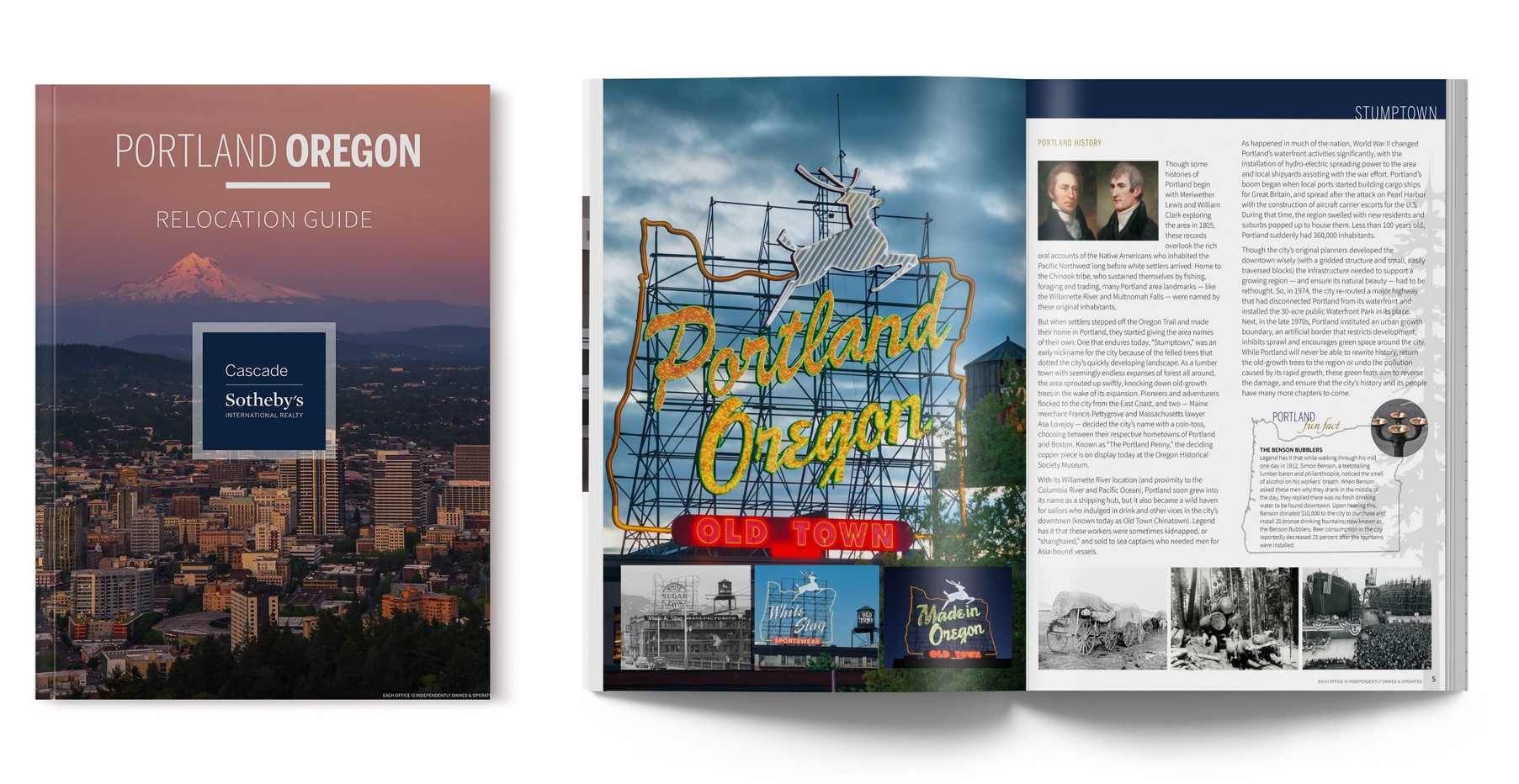 RELOCATION GUIDES