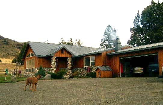 99283 - Custom Ranch Home on 28+ Acres