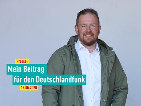 Presse: Mein Beitrag für den Deutschlandfunk