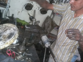 Kabuli Parts,Used Repaired Parts