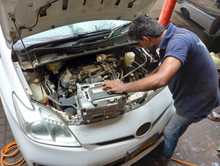 Toyota Hybrid Prius,Aqua,Chr,Axio,Fielder,Cars Repair and Parts in Karachi