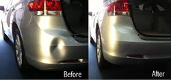 Bumper repairing
