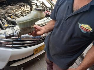 Toyota Corolla Repairing and Parts in Karachi